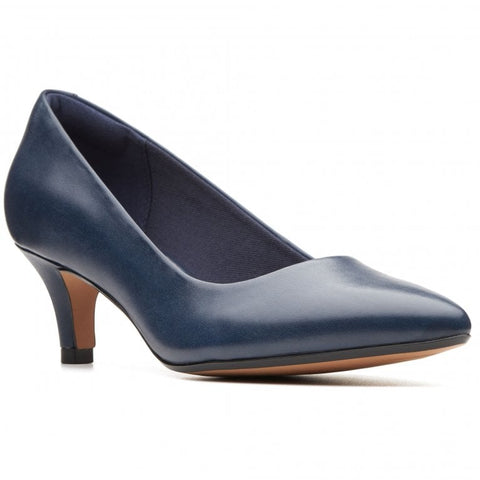 Clarks Linvale Jerica Navy Was €55 now €44