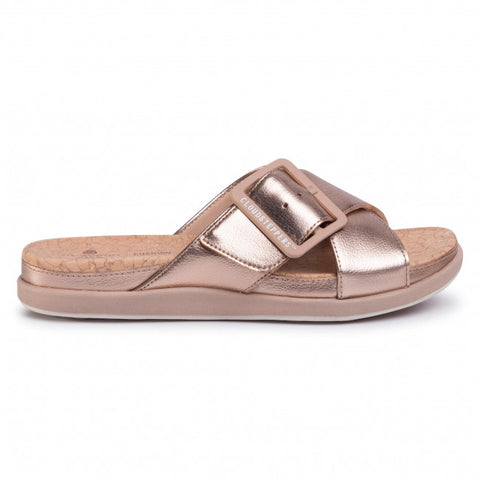 Clarks Step JuneShell Rose Gold Was €50 now €35