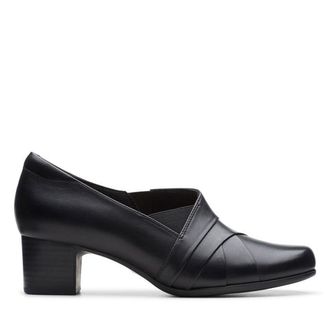 Clarks Un DamsonAdele Black Was €80 now €75