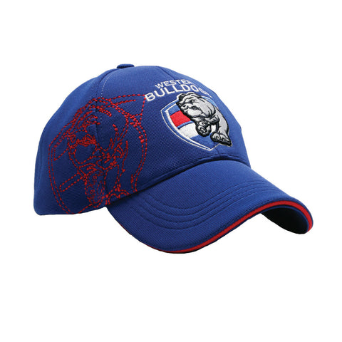 Western Bulldogs Essentials Cap - Spectator Sports Online