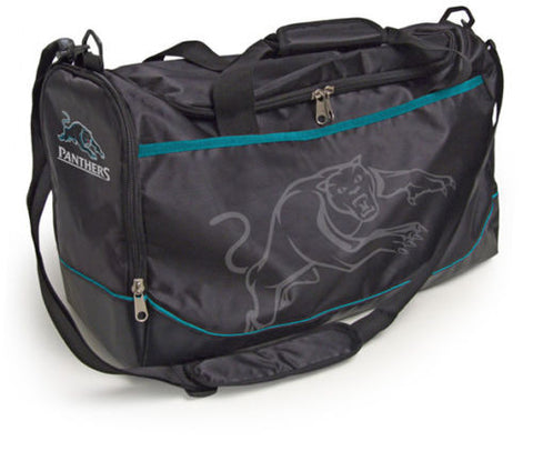 Penrith Panthers Travel Training Shoulder Sports Bag - Spectator Sports Online
