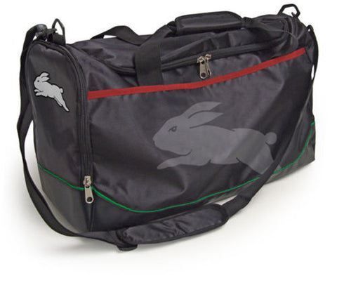 South Sydney Rabbitohs Travel Training Shoulder Sports Bag - Spectator Sports Online