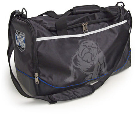 Canterbury Bulldogs  Travel Training Shoulder Sports Bag - Spectator Sports Online