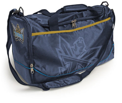 Gold Coast Titans Travel Training Shoulder Sports Bag - Spectator Sports Online