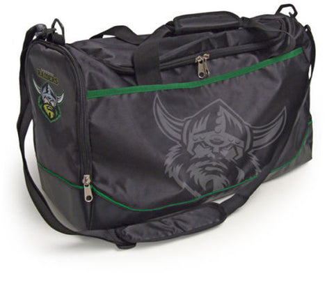 Canberra Raiders Travel Training Shoulder Sports Bag - Spectator Sports Online