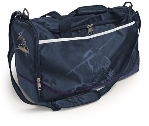 Melbourne Storm Travel Training Shoulder Sports Bag - Spectator Sports Online
