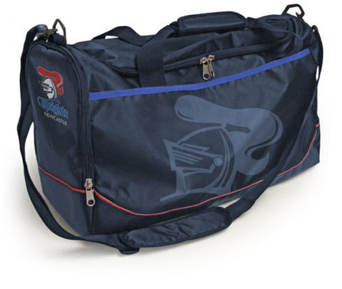 Newcastle Knights  Travel Training Shoulder Sports Bag - Spectator Sports Online