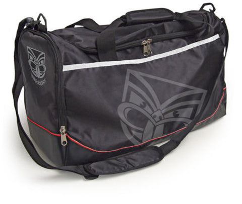 New Zealand Warriors  Travel Training Shoulder Sports Bag - Spectator Sports Online