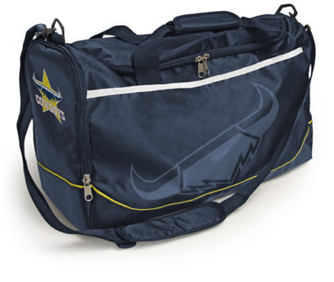 North Queensland Cowboys  Travel Training Shoulder Sports Bag - Spectator Sports Online