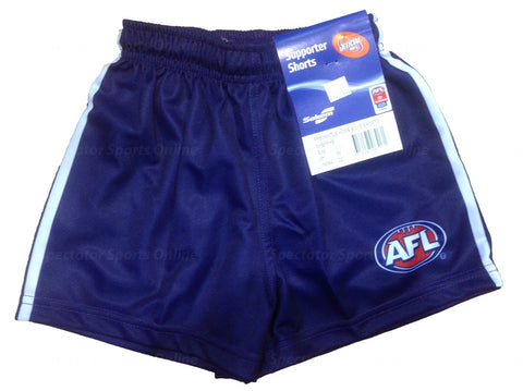 Fremantle Dockers Mens Replica Playing Shorts - Spectator Sports Online