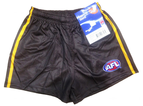 Hawthorn Hawks Mens Replica Playing Shorts - Spectator Sports Online