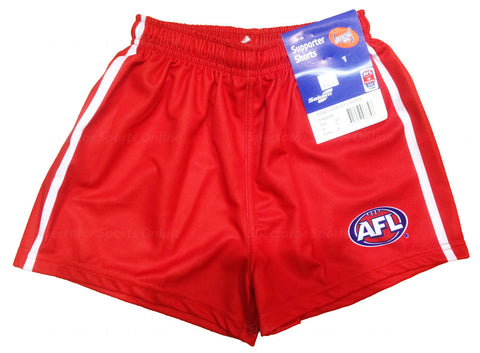 Sydney Swans Mens Replica Playing Shorts - Spectator Sports Online