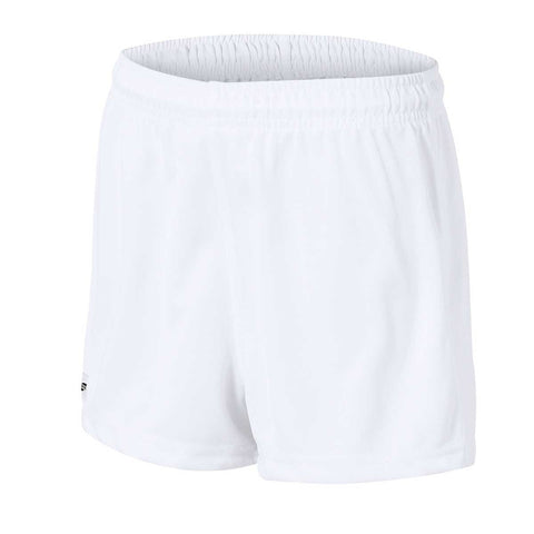 Boys Youths Plain Baggy Shorts White