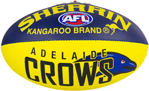 Adelaide Crows Crowd Ball size 5 - Spectator Sports Online