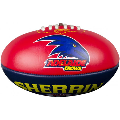 Adelaide Crows PVC Softie 20cm Football
