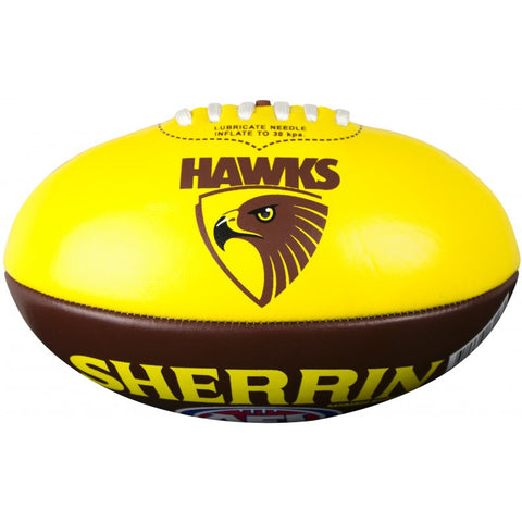 Hawthorn Hawks PVC Softie 20cm Football