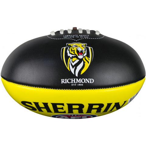 Richmond Tigers PVC Softie 20cm Football