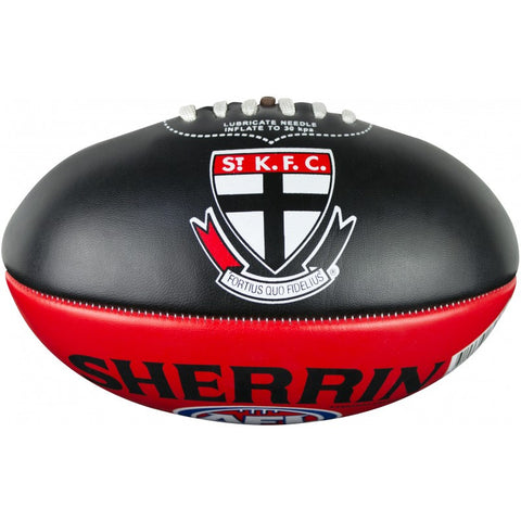 St Kilda Saints PVC Softie 20cm Football