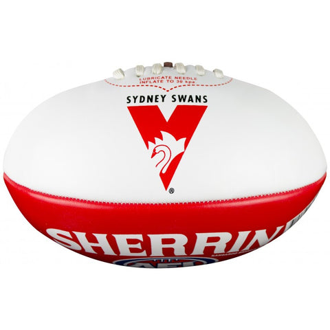 Sydney Swans PVC Softie 20cm Football