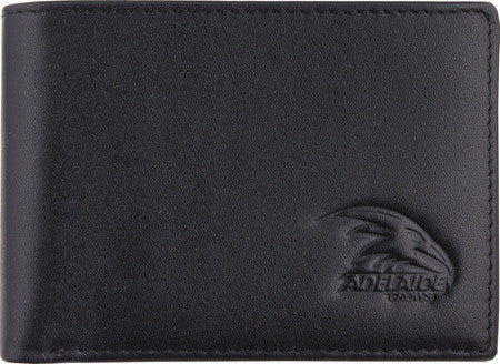 Adelaide Crows Leather Wallet - Spectator Sports Online - 1