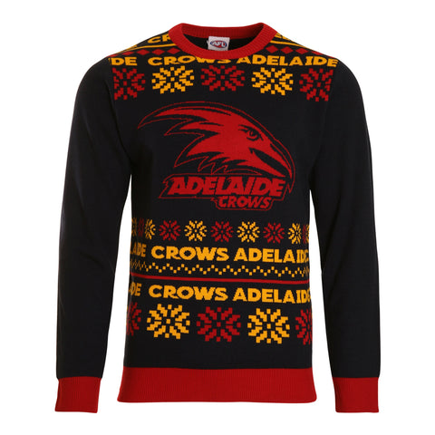 Adelaide Crows 2018 Mens Ugly Sweater