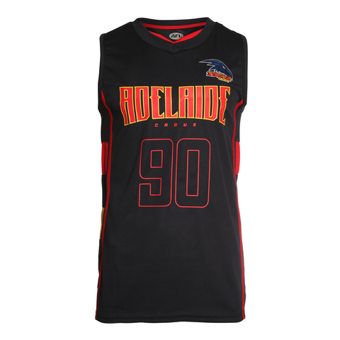 Adelaide Crows 2019 Mens Basketball Jersey