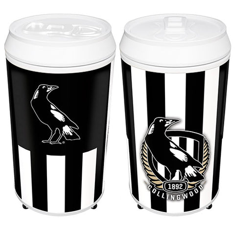Collingwood Magpies Coola Can Fridge