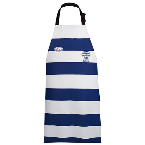 Official AFL Geelong Cats BBQ Apron - Spectator Sports Online
