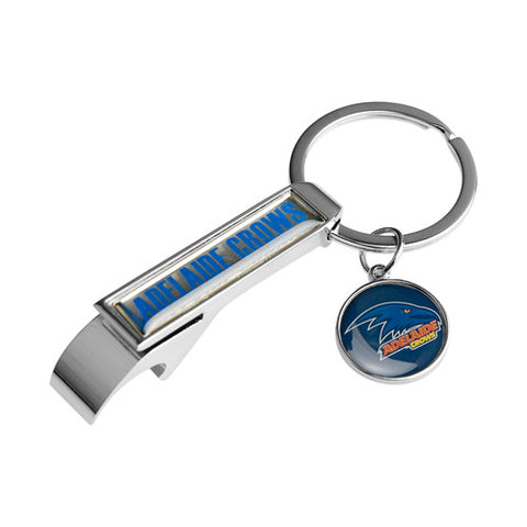 Adelaide Crows Bottle Opener Keyring - Spectator Sports Online