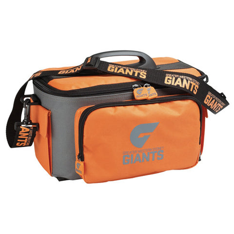 Greater Western Sydney GWS Giants Cooler Bag With Tray - Spectator Sports Online