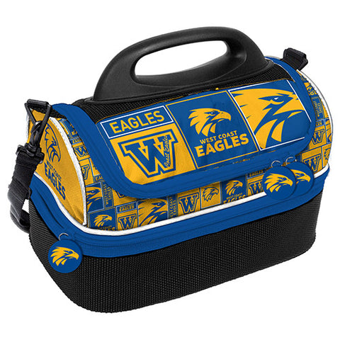 West Coast Eagles Dome Lunch Cooler Bag