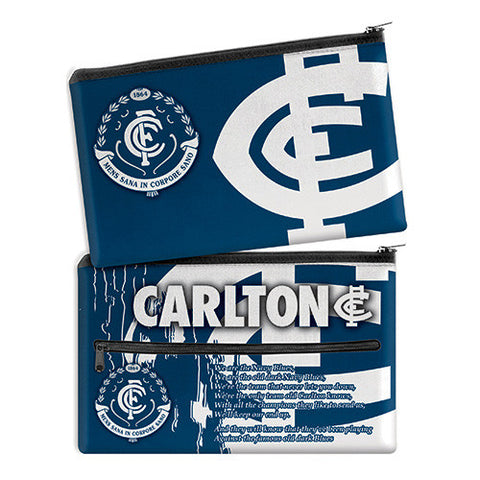 Carlton Blues Song Pencil Case