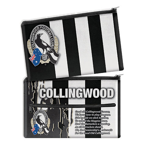 Collingwood Magpies Song Pencil Case