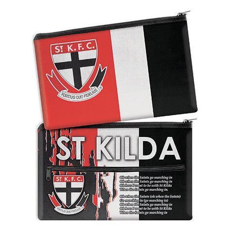 St Kilda Saints Song Pencil Case