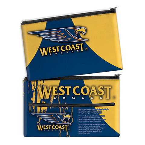 West Coast Eagles Song Pencil Case