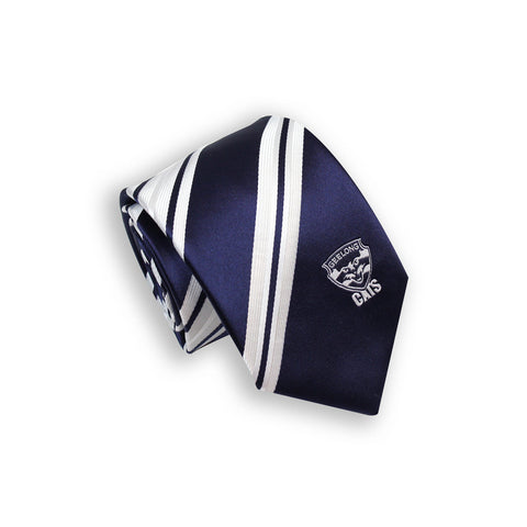 Geelong Cats Stripe Tie - Spectator Sports Online