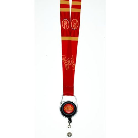 Official AFL Gold Coast Suns Lanyard