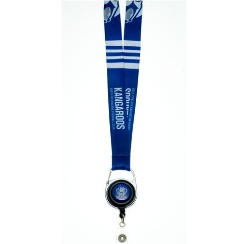 Official AFL North Melbourne Kangaroos Lanyard