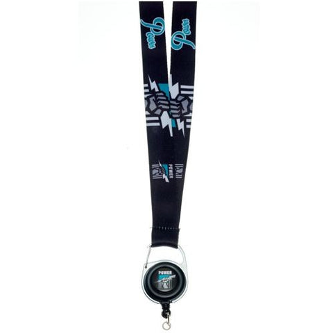Official AFL Port Adelaide Power Lanyard
