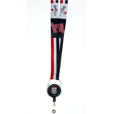 Official AFL St Kilda Saints Lanyard