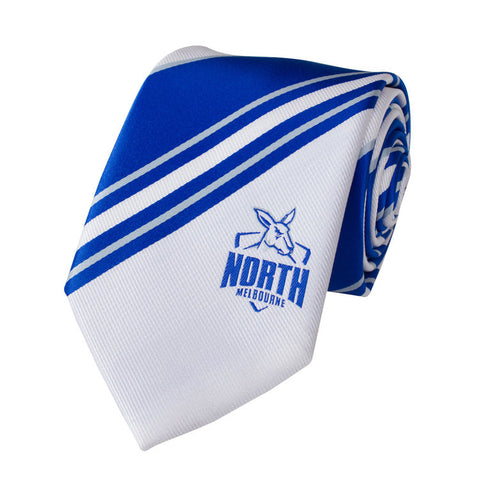 North Melbourne Kangaroos Stripe Tie