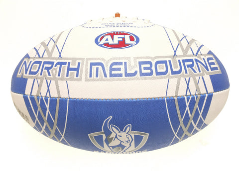 North Melbourne Kangaroos Synthetic Football size 5 - Spectator Sports Online - 1