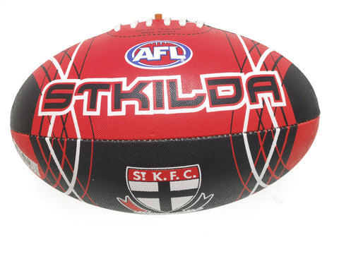 St Kilda Saints Synthetic Football size 5 - Spectator Sports Online - 1