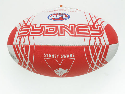 Sydney Swans Synthetic Football size 5 - Spectator Sports Online - 1