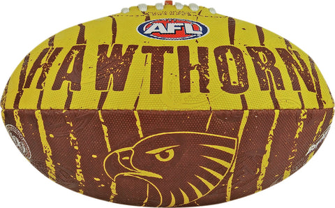 Hawthorn Hawks Stinger Size 2 Synthetic Football
