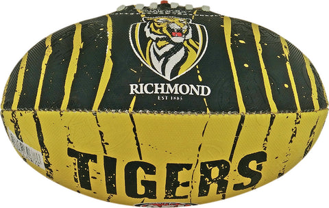 Richmond Tigers Stinger Size 2 Synthetic Football