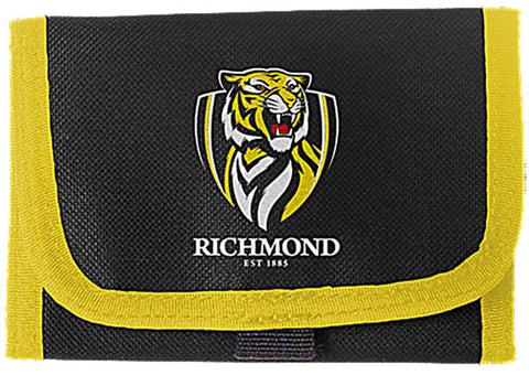 Richmond Tigers Velcro Wallet - Spectator Sports Online - 1
