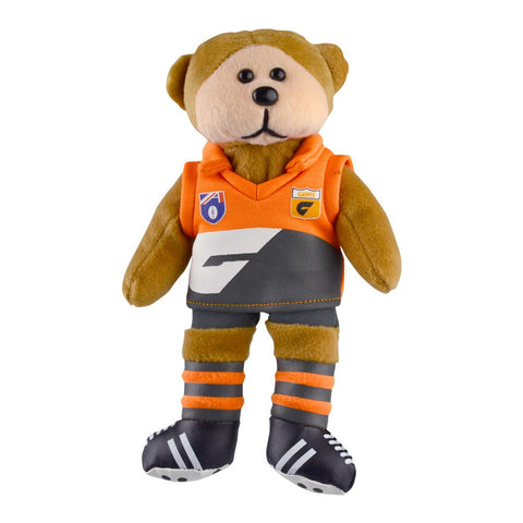 GWS Giants Heritage Beanie Kids Bear