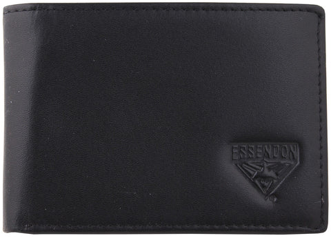 Essendon Bombers Leather Wallet - Spectator Sports Online - 1