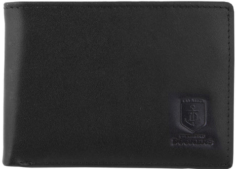 Fremantle Dockers Leather Wallet - Spectator Sports Online - 1